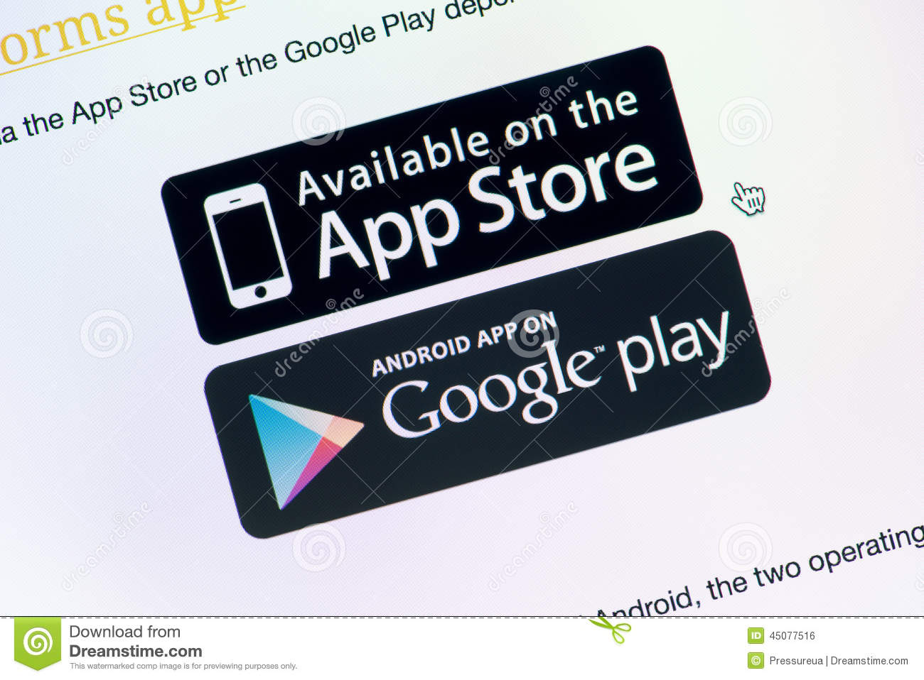 Available Google Play
