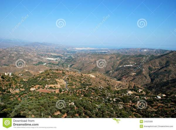 Andalusia Spain Countryside