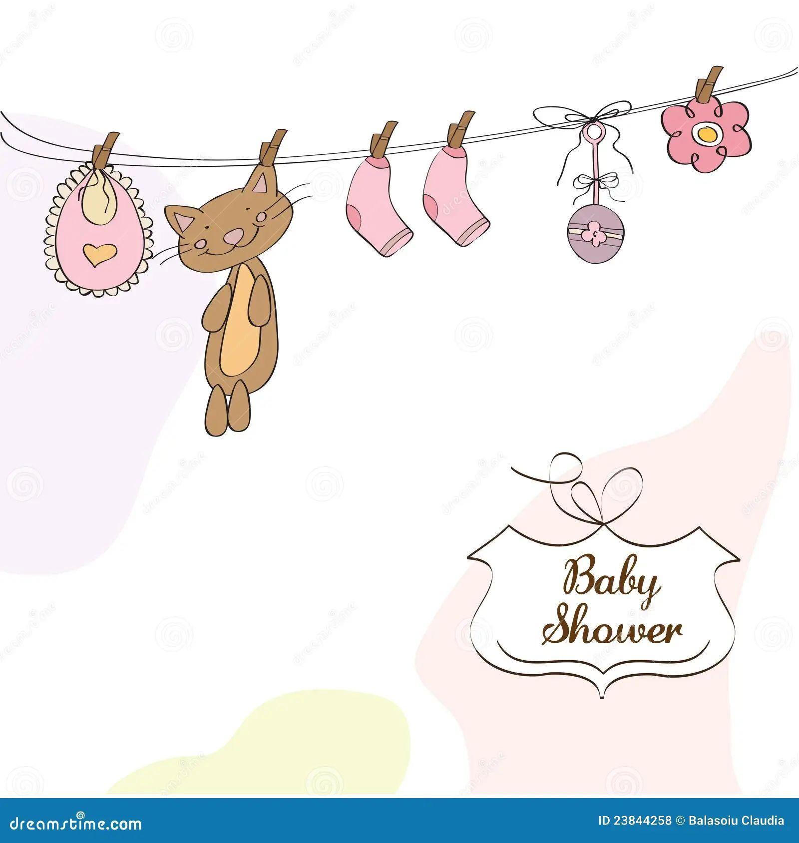 free downloads baby shower invitations