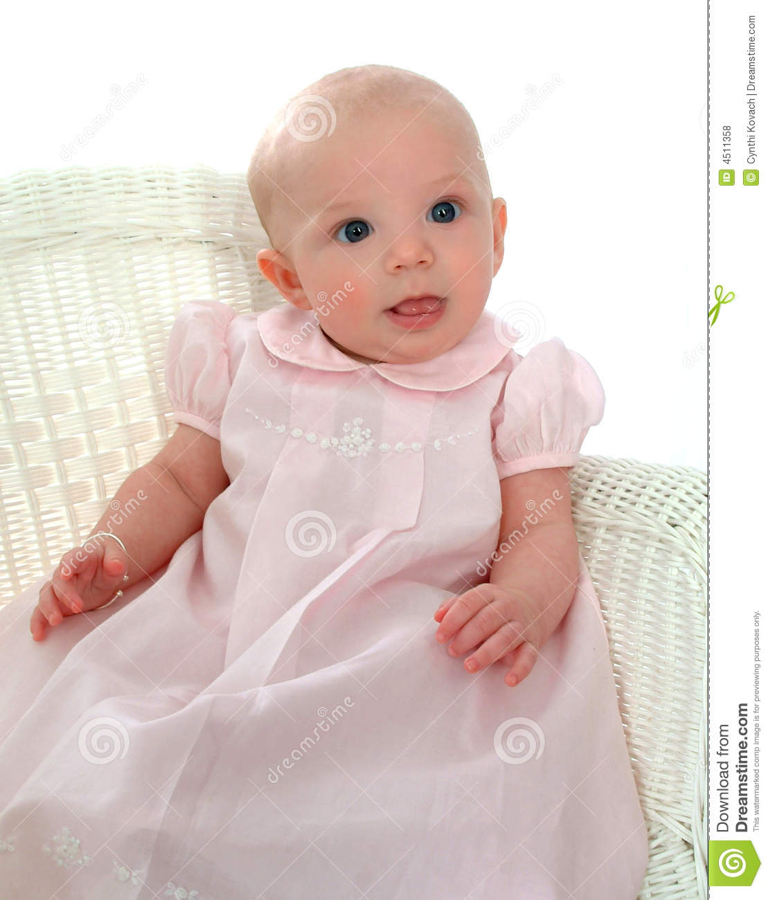 baby bamboo chair best bean bag chairs for dorms in white wicker stock photography