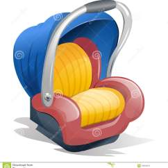 Baby Chair Carrier Swing Perth Seat Stock Illustration Image Of