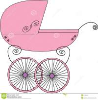 Baby stroller stock illustration. Image of carrying ...