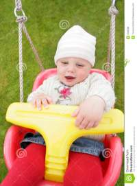 Baby Swings Royalty Free Stock Photos - Image: 3346288