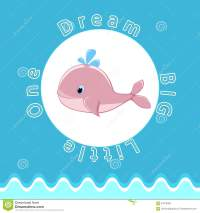 Baby Whale Baby Room Wall Nursery Room Wall Decoration ...