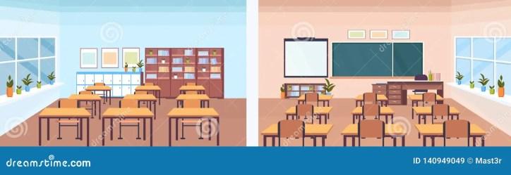 Classroom Empty Stock Illustrations 8 520 Classroom Empty Stock Illustrations Vectors & Clipart Dreamstime