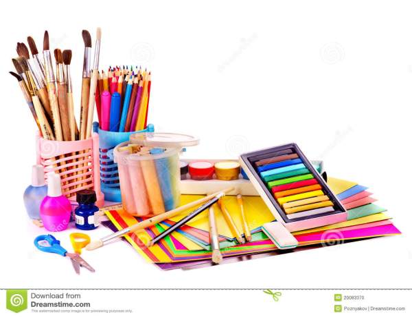 Back School Supplies