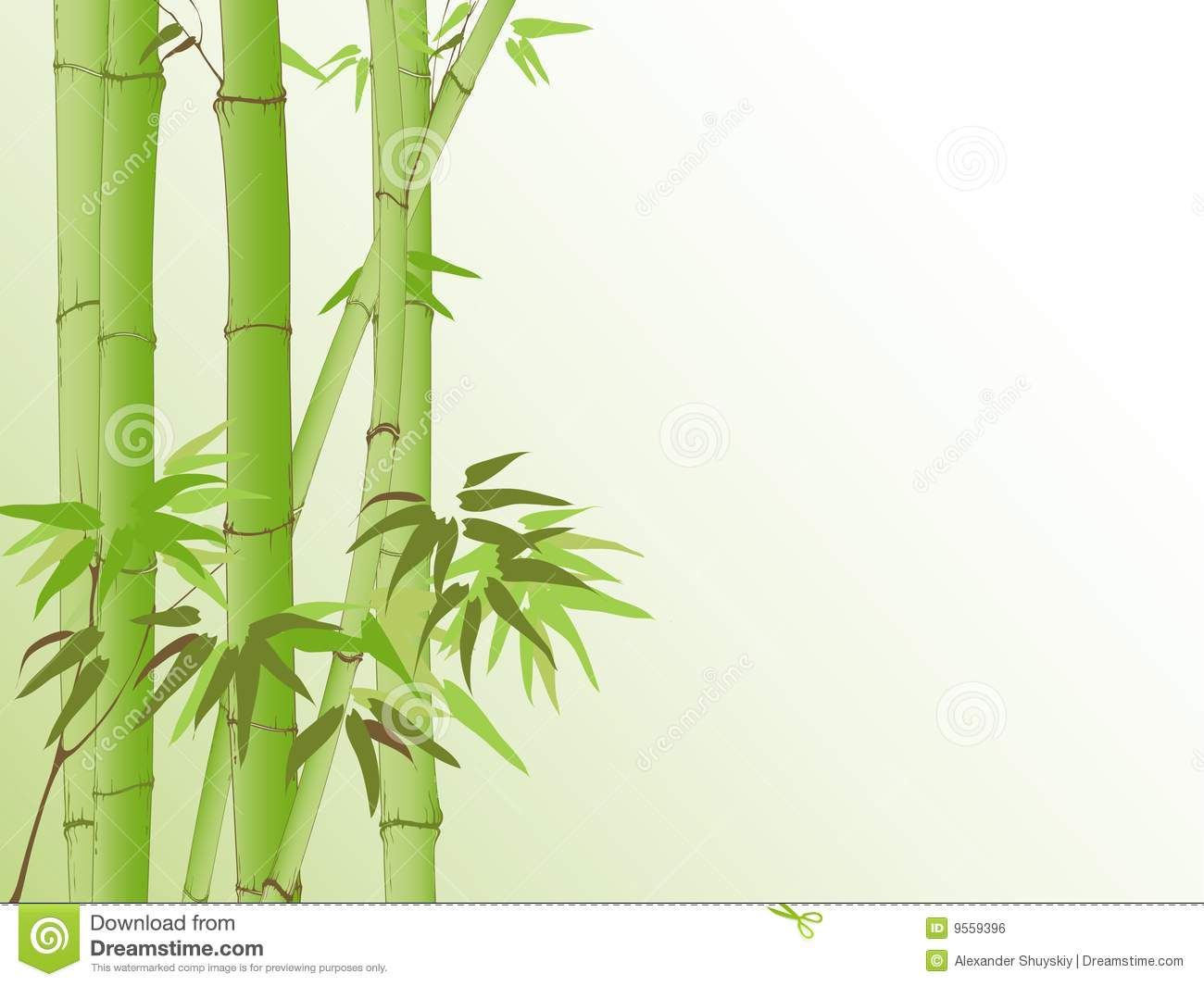 Chinese Calligraphy Wallpaper Hd Background With Bamboo Pattern Royalty Free Stock Image