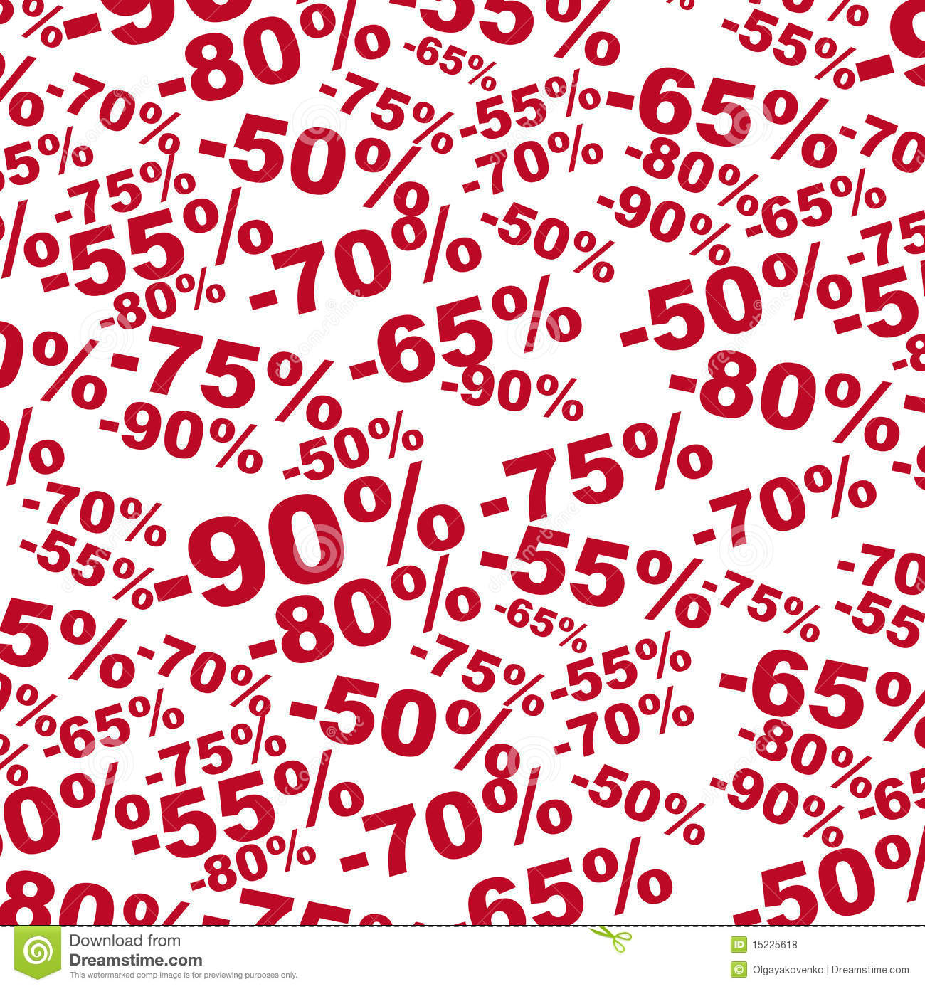 Background For Discount Sale Royalty Free Stock Photos