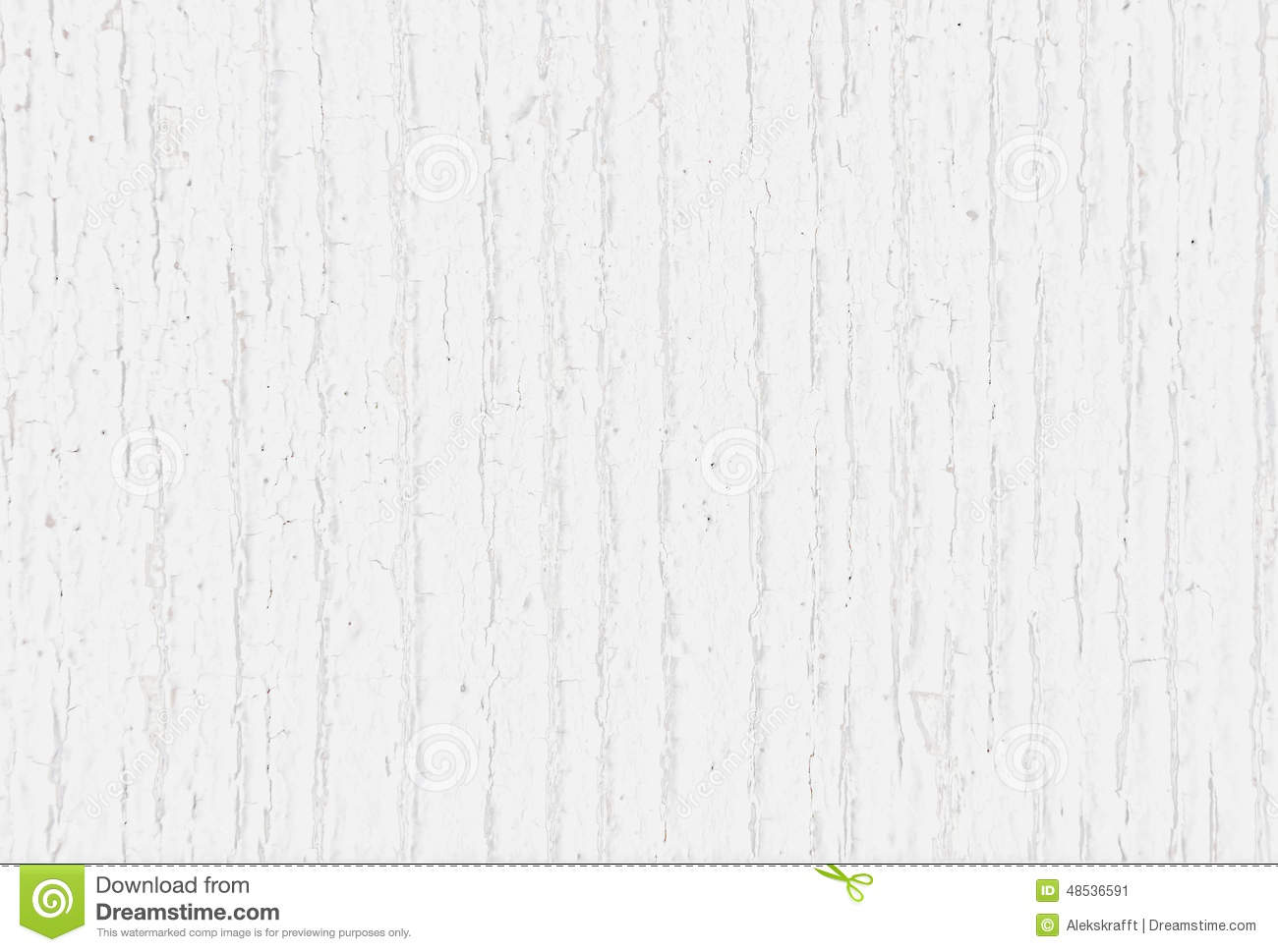 Background Texture Of Old White Painted Wooden Board Stock