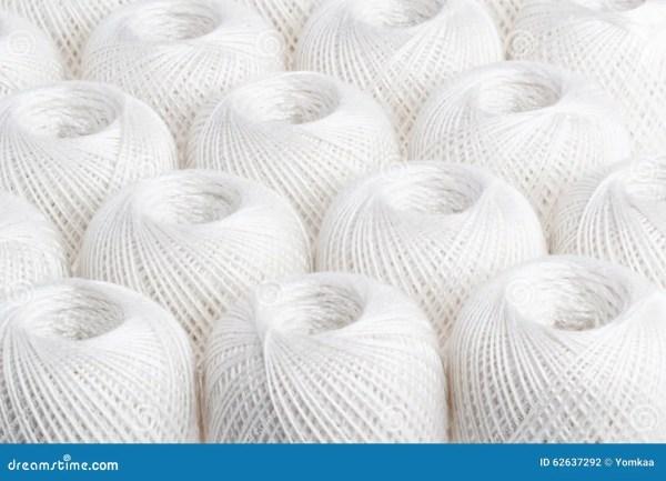 Background white yarn stock photo Image of texture