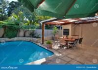 Backyard Royalty Free Stock Photo - Image: 32527455