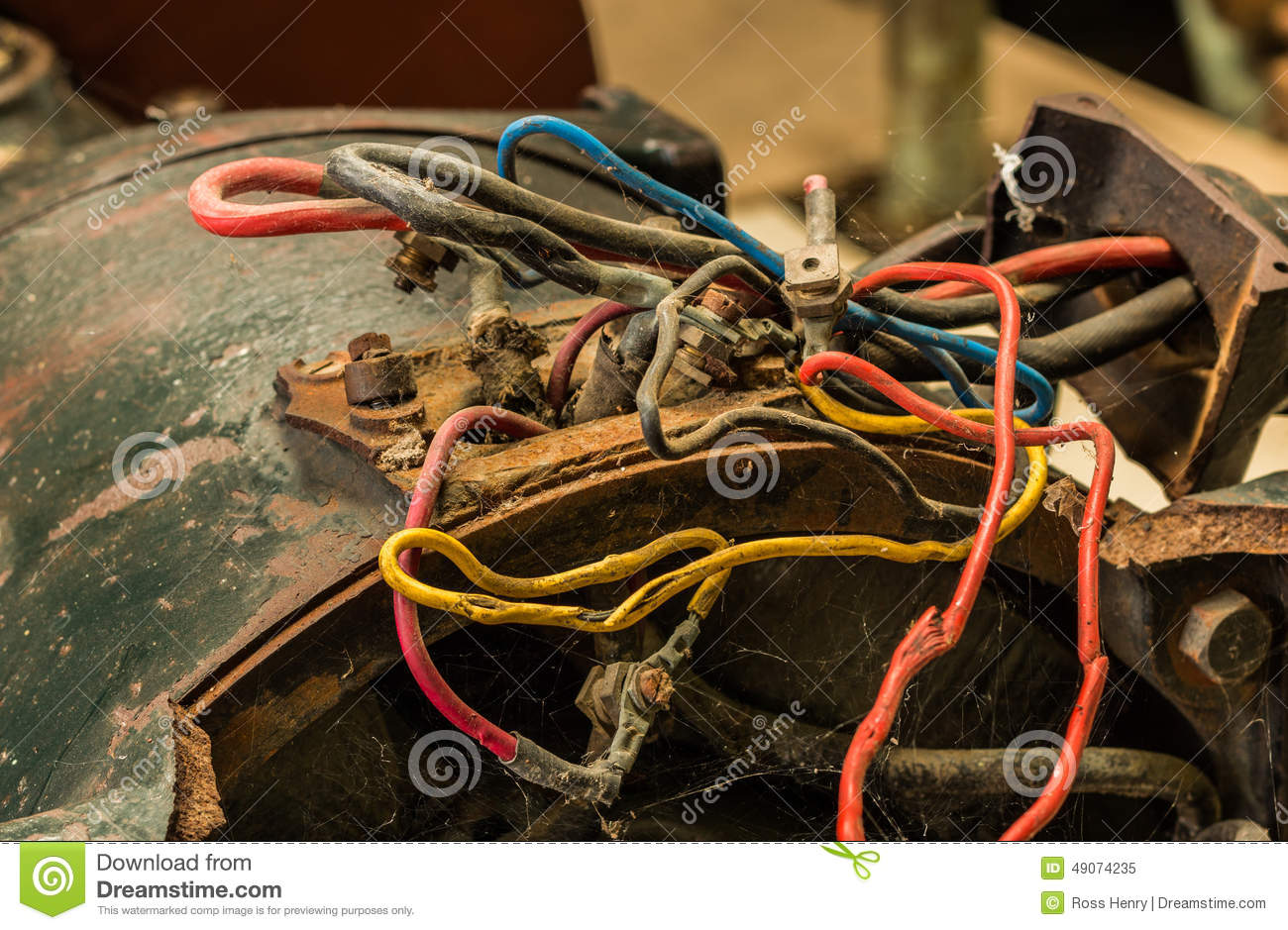 hight resolution of bad wires