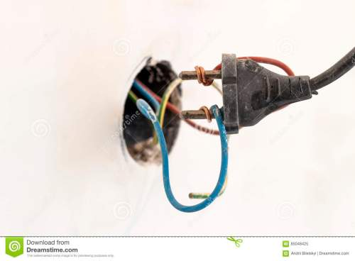 small resolution of badly wired plug showing bad and wrong and dangerous connection
