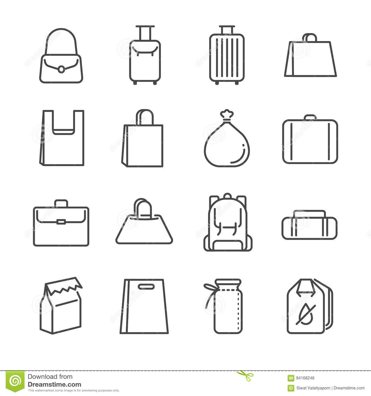 Luggage Cartoons Illustrations Amp Vector Stock Images