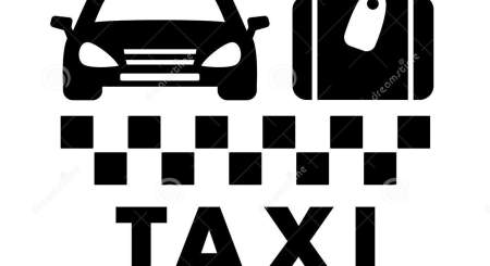 Taxi Symbol of Traveling in a Style