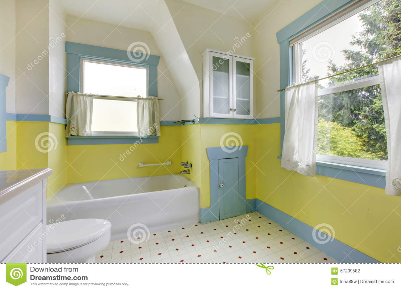 Piastrelle verdi decorate ремонт дизайн ванных комнат интерьер
