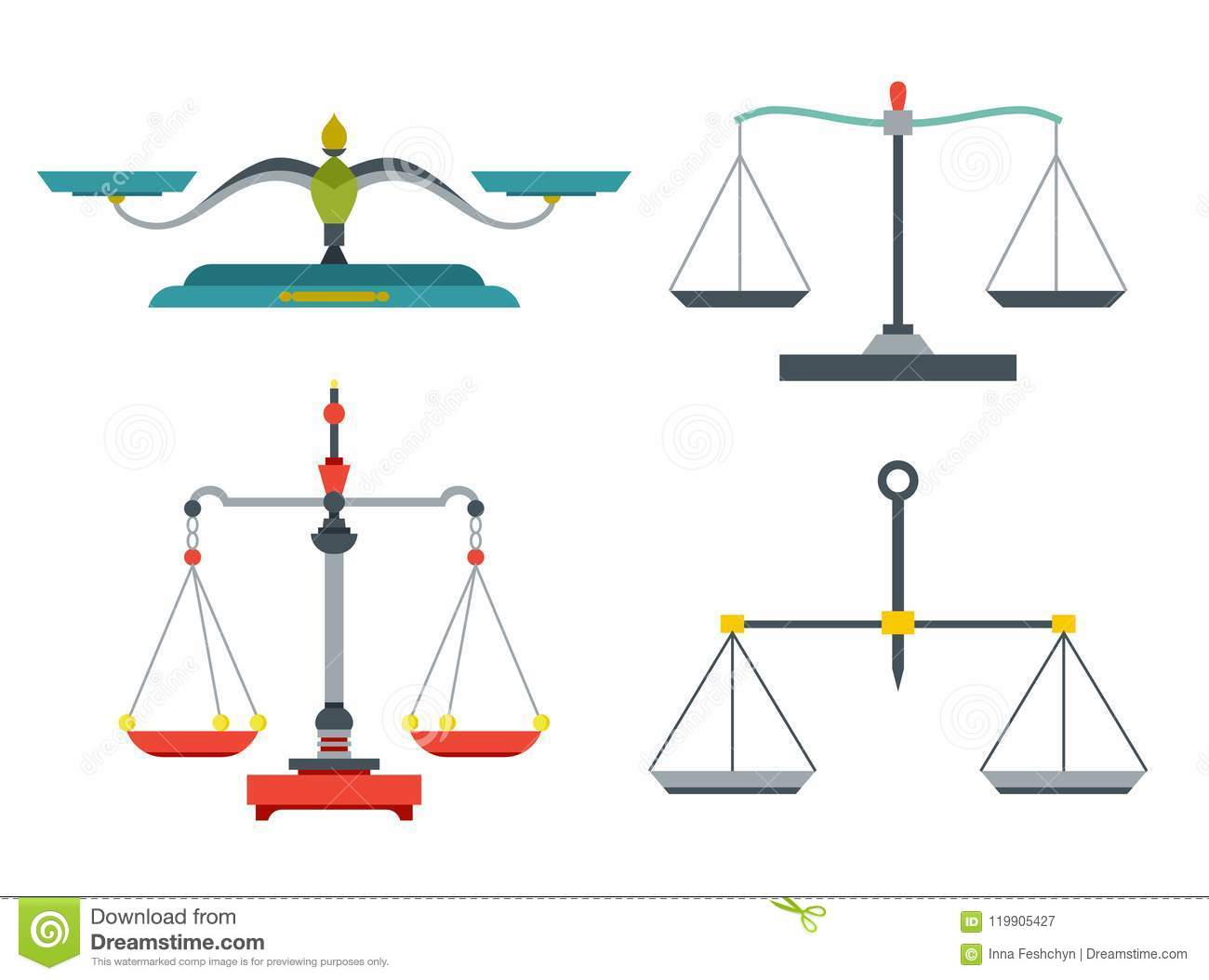 Balance Scale Worksheet Weighing Objects