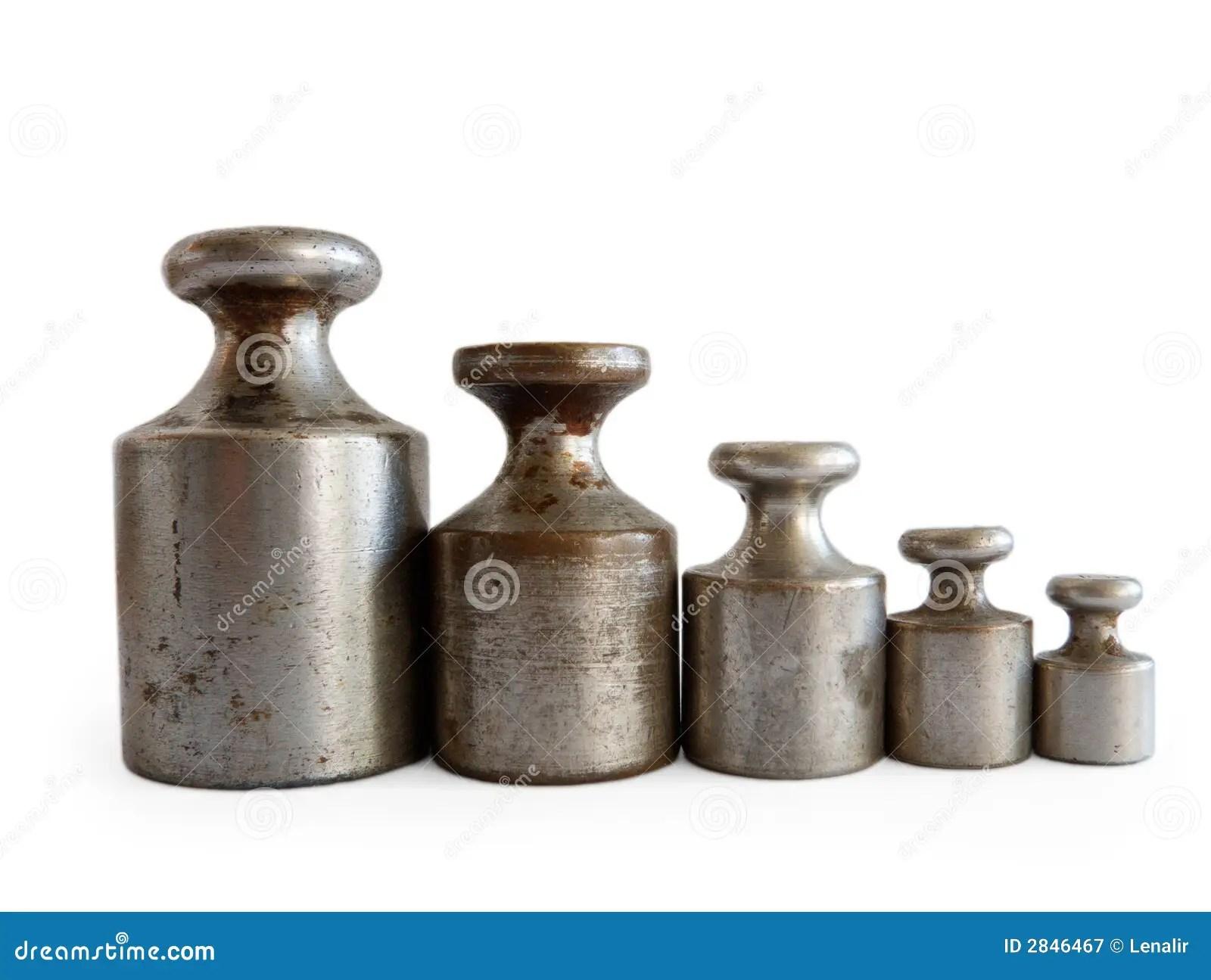 balance weight stock image
