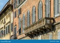 Balcony Railing Vector