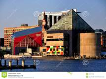 Baltimore Maryland Inner Harbor Aquarium