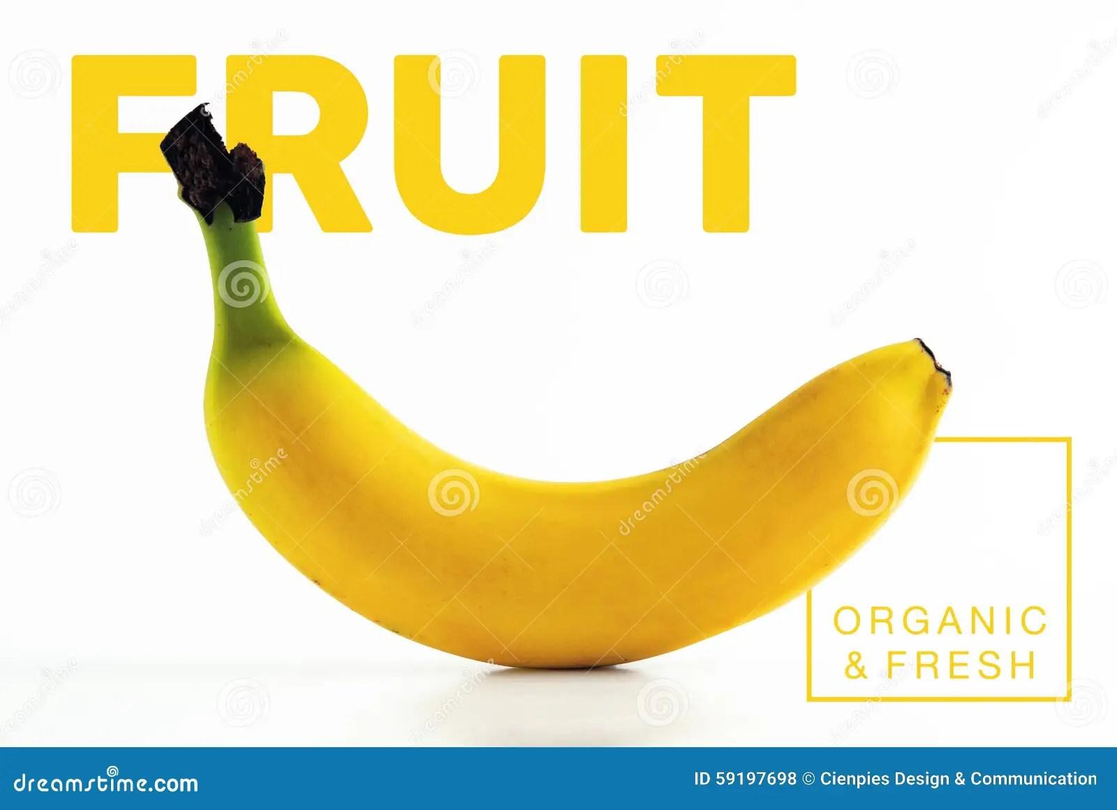 banana fruit organic and