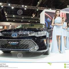 All New Toyota Camry Thailand Grand Veloz Vs Ertiga Dreza Bangkok April 4 Show On