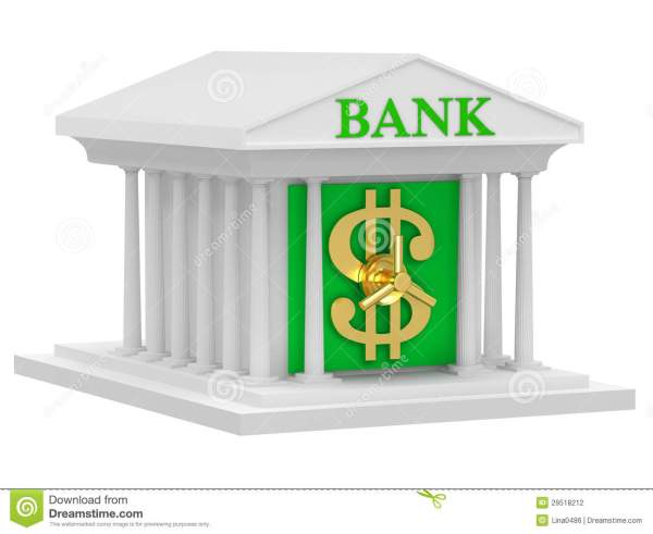 bank building stock