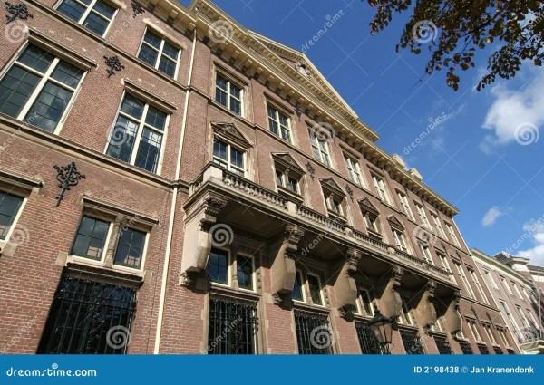 Bank Building Facade Royalty Free Stock