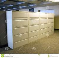 Filing Cabinets In Office