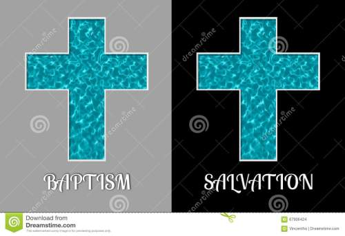 small resolution of baptism salvation cross holy water pool illustration