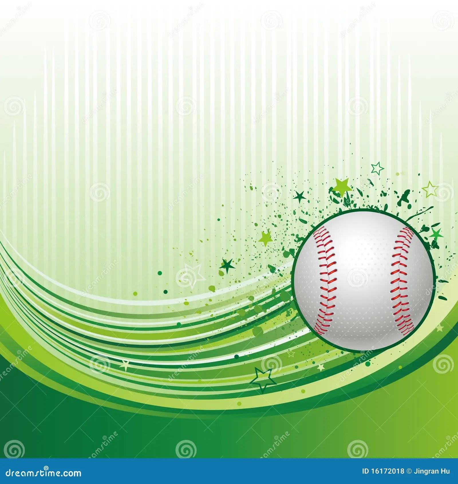 Beisbol Wallpaper 3d Baseball Background Royalty Free Stock Photos Image