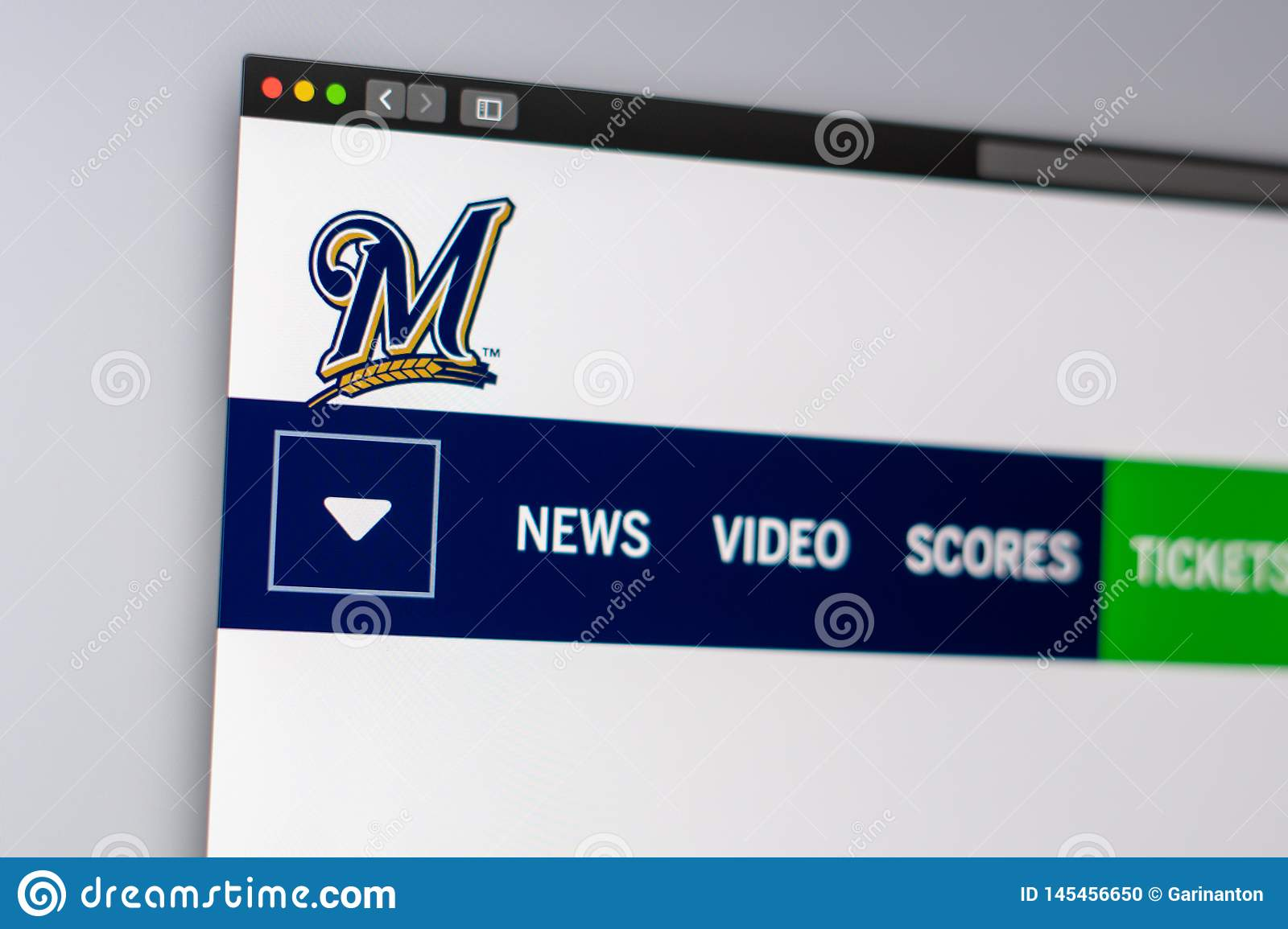 baseball team milwaukee brewers