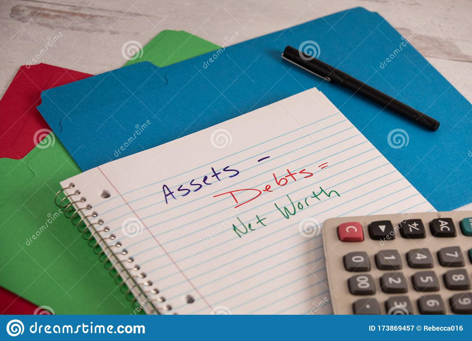 Basic Accounting Bookkeeping Equation Office Supplies On