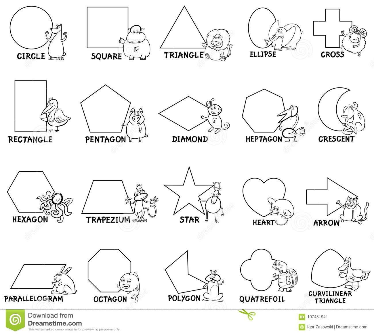 Curvilinear Triangle Worksheets Preschool Curvilinear Best Free Printable Worksheets