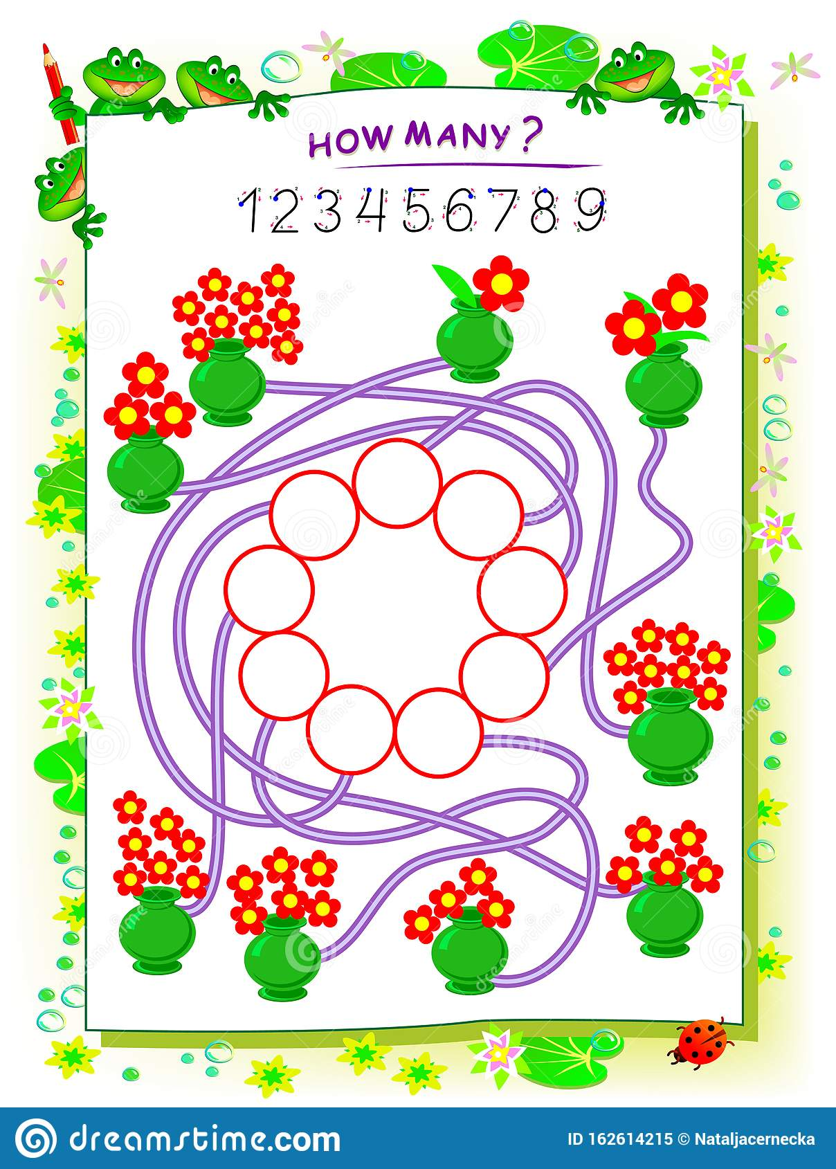 Logic Puzzle Game For Children With Maze Printable