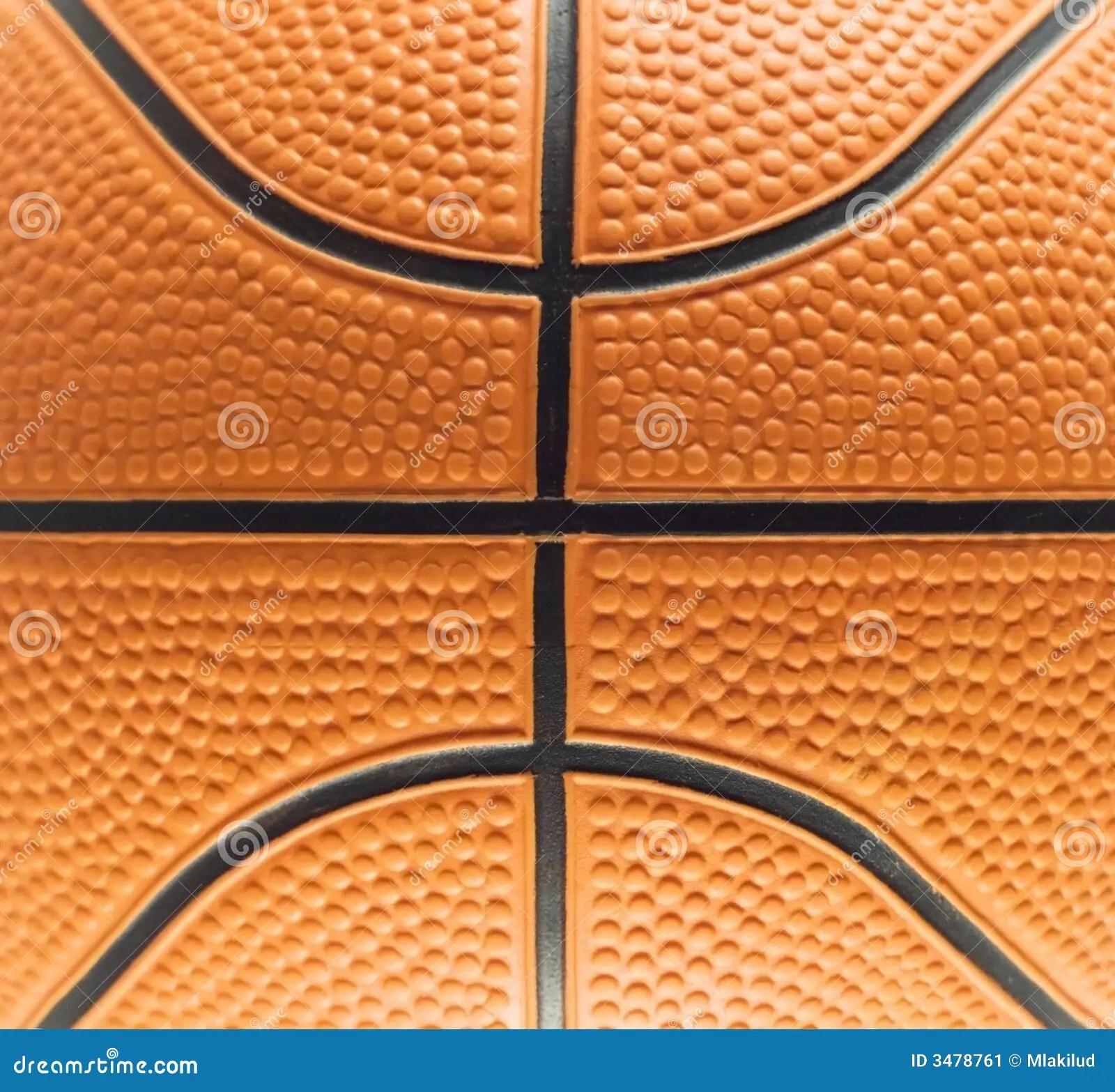 Basketball Pattern Stock Image  Image 3478761