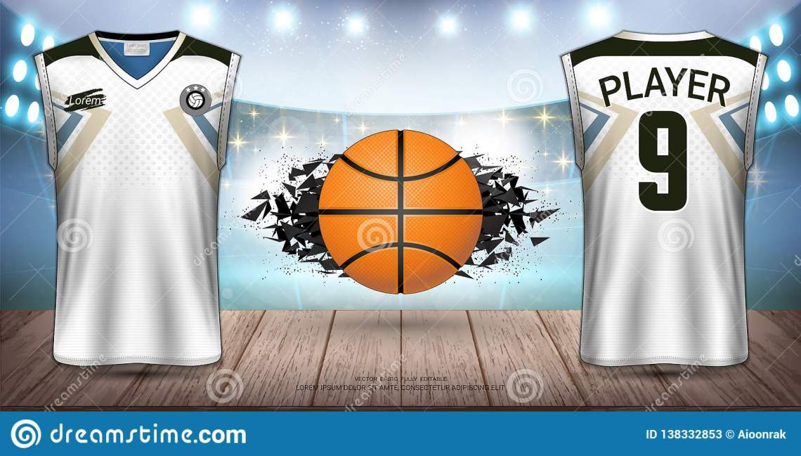 Download Basketball Uniforms & Jerseys, Tank Tops And Sleeveless ...