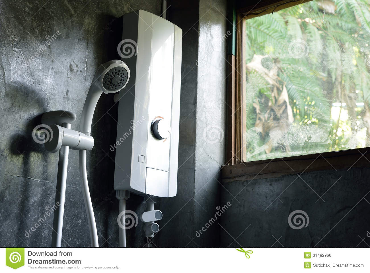 Bathroom Stock Photo Image Of Cold Clear Domestic