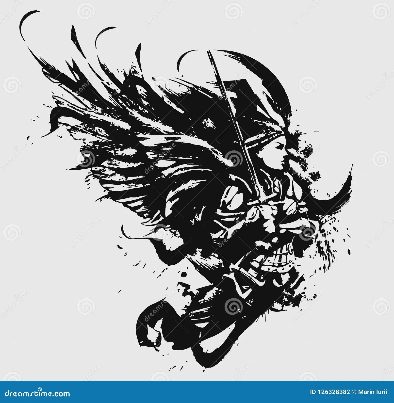 battle angel in armor