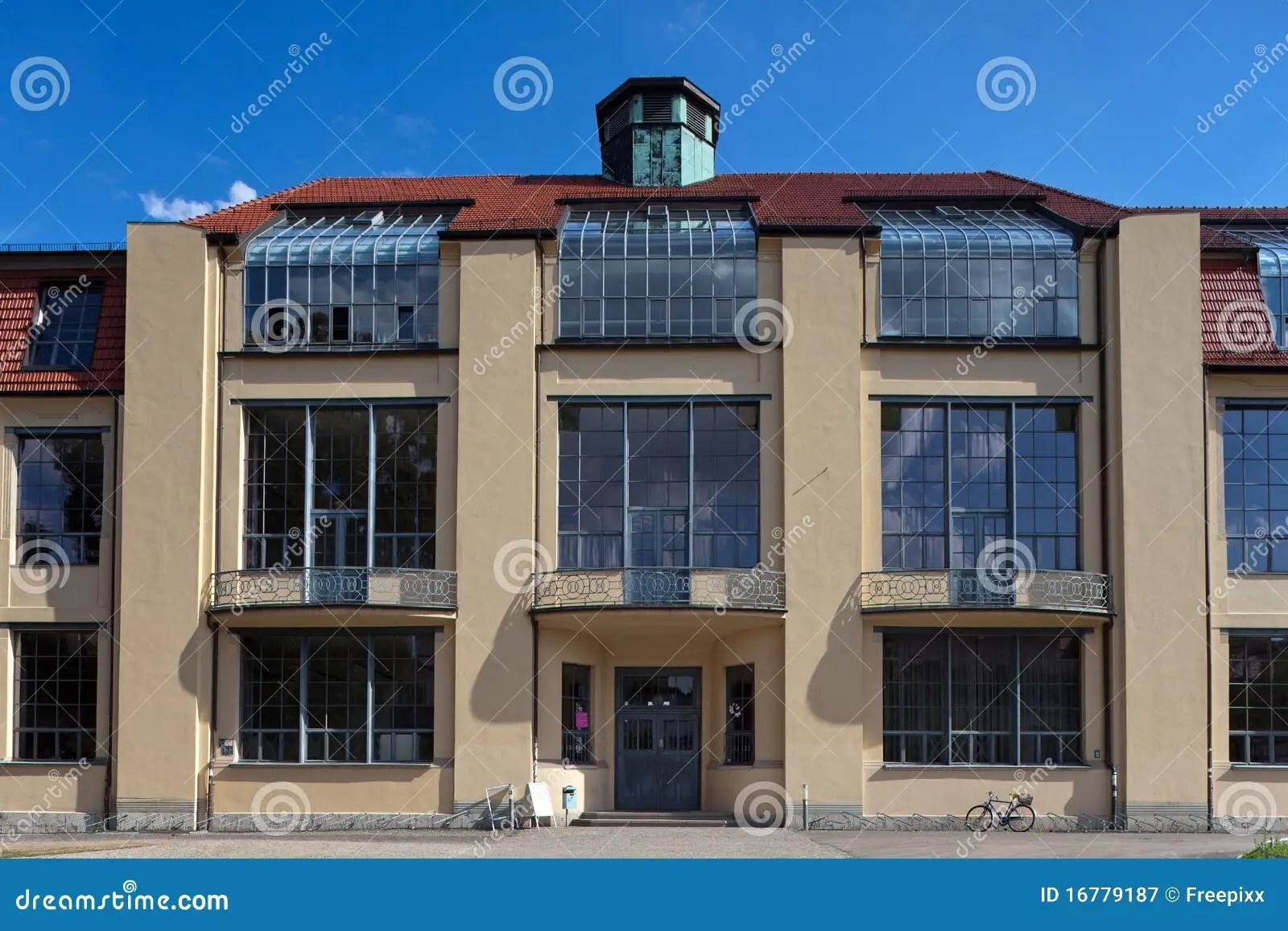 Bauhaus Famous Germany University Van Velde Weimar