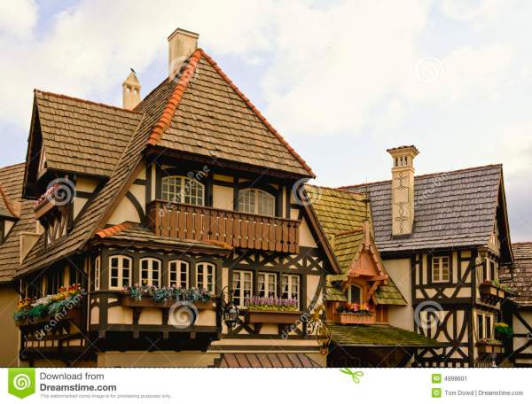 Bavarian Home Stock Of House Exterior High