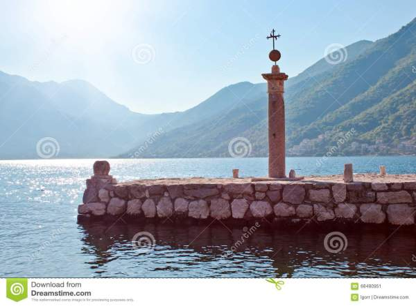 Bay In The Mediterranean Sea Stock Photo - Image: 68480951