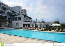 Beach Resort Kemer Turkey Stock - 56022586