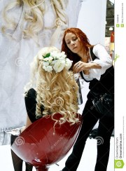 beauticians hair extensions