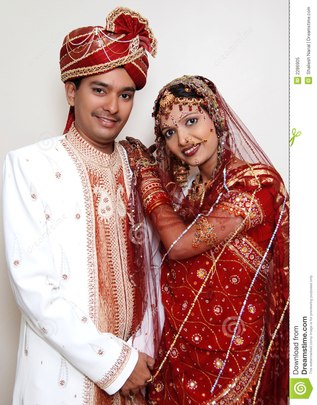 Cute Indian Married Couple Wallpaper Beautiful Couple Stock Image Image Of Marital People