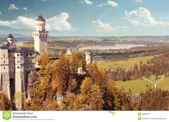 castle fantasy germany