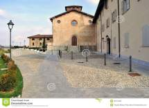 Beautiful Italian Village Royalty Free Stock