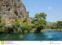 A Beautiful Nature Scenes From Bodrum Stock Image - Image ...