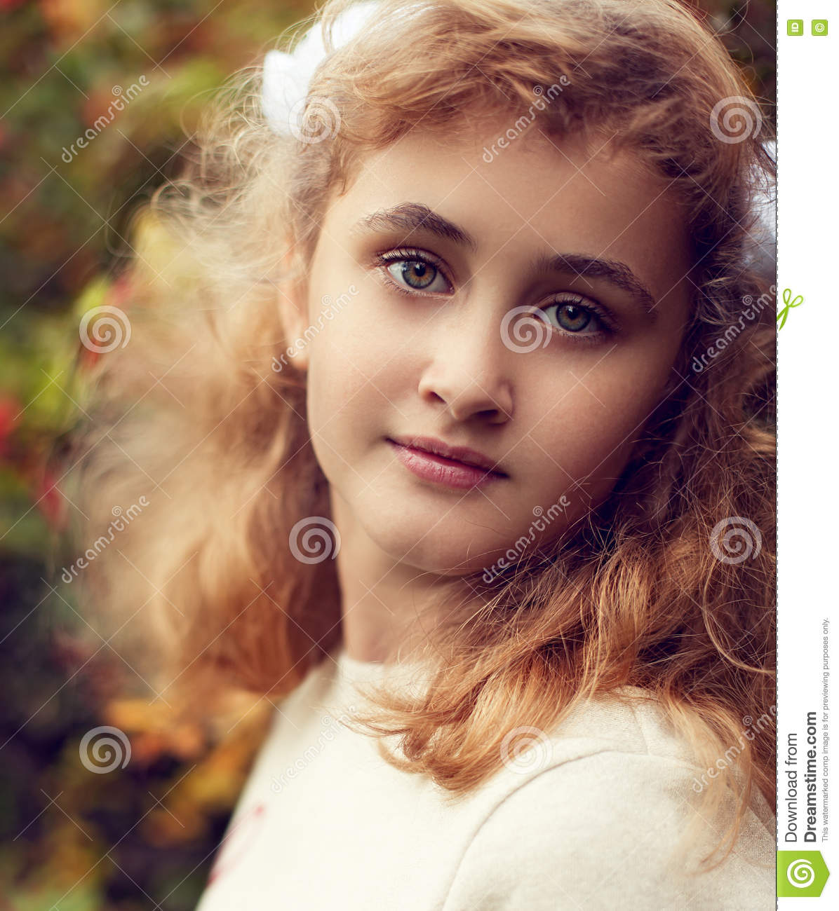 Adorable 2 Years Old Stock Photo 8630346