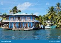 Caribbean Tropical House Plans